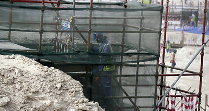 Forced labor in Qatar: Workers dying as World Cup approaches